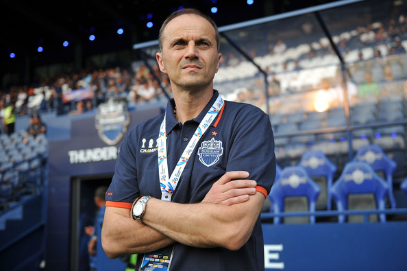 Bandovic with Buriram United