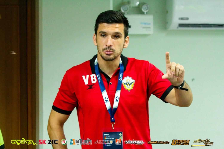 Vladimir Buac and Ivan Boskovic new chalenge in Thailand