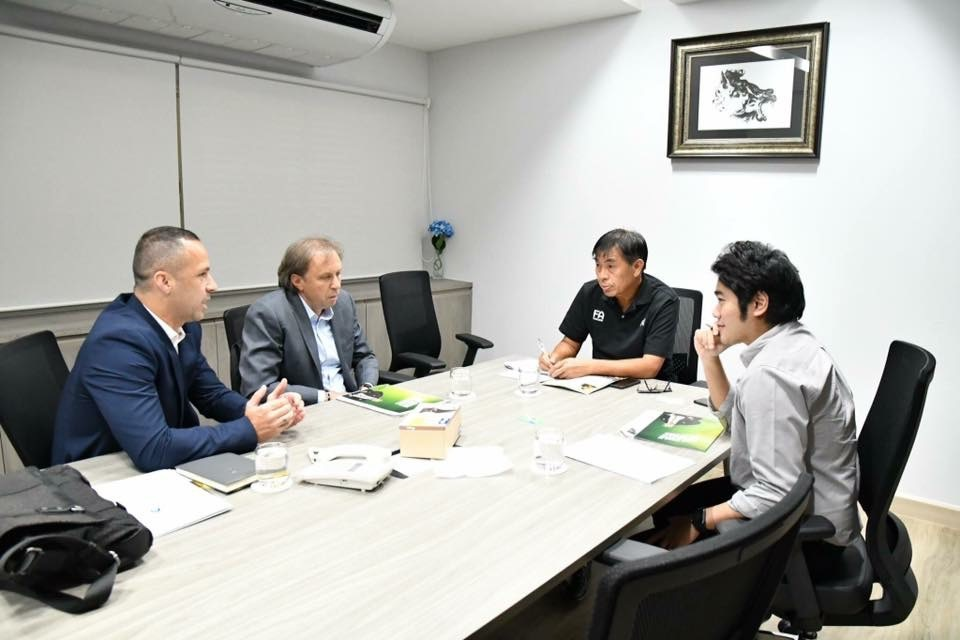 Thailand FA grants Rajevac two years extension