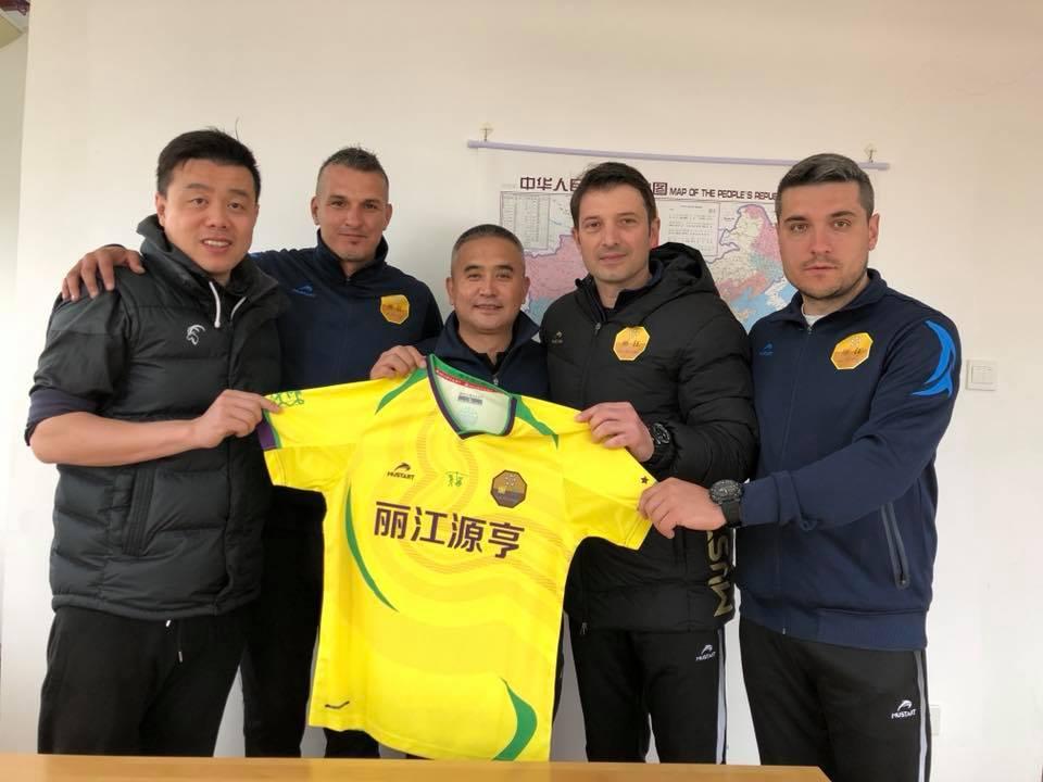 New chalenge in China academy Lijiang