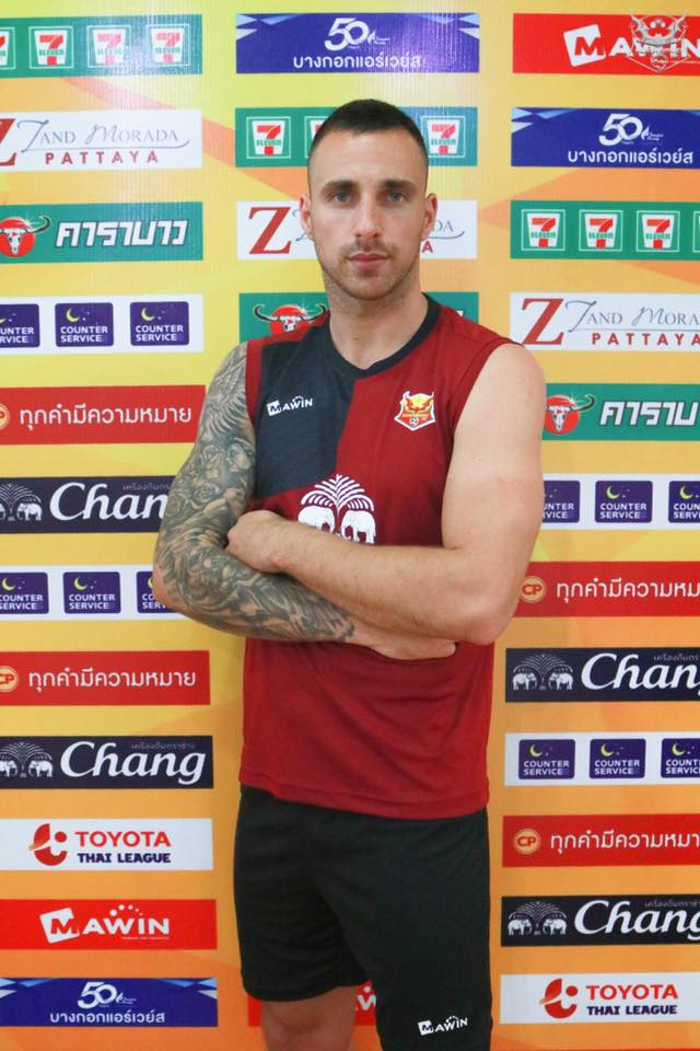 Thai League 1 outfit Sukhothai FC sign former Red Star Belgrade striker Petar Orlandic