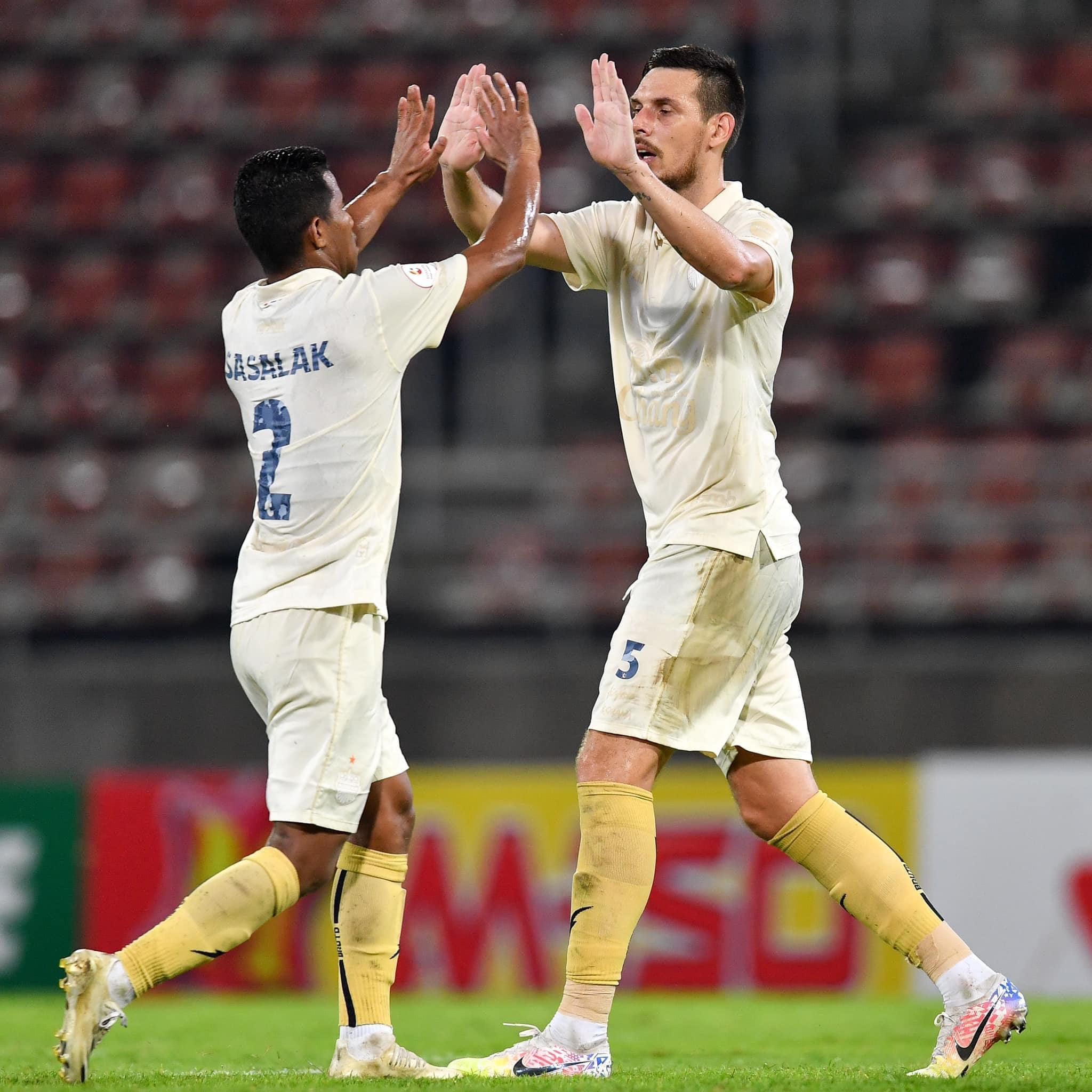 Kelic with his third goal in the season