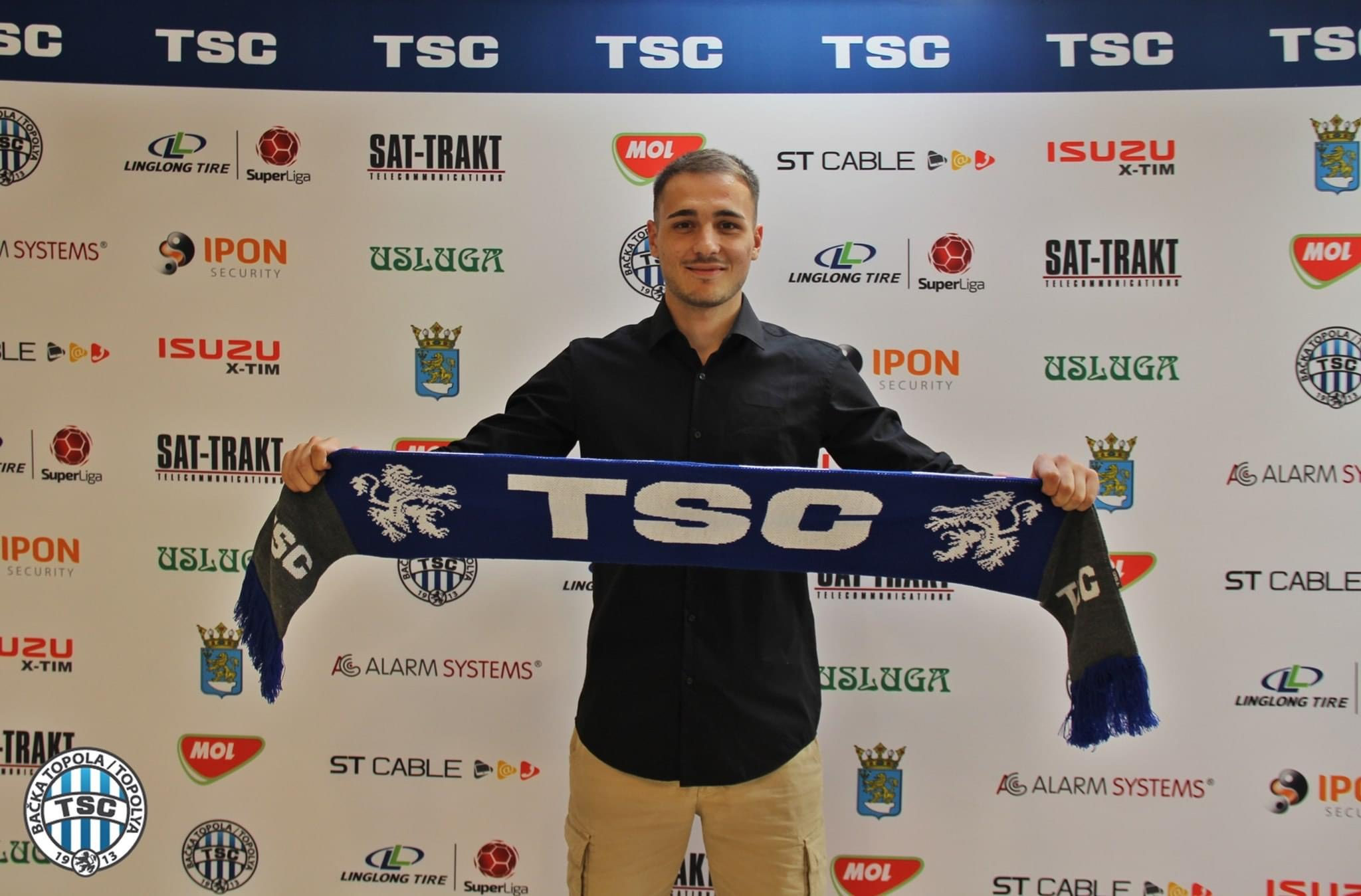 Read more about the article Marsenic signed with FK TSC